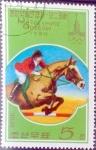 Sellos de Asia - Corea del norte -  Intercambio 0,30 usd 5 ch. 1978