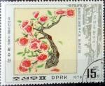Sellos del Mundo : Asia : Corea_del_norte : Intercambio 0,20 usd 15 ch. 1978