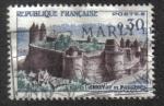 Sellos del Mundo : Europa : Francia : Fougeres castel