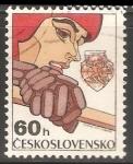 Sellos de Africa - Checoslovaquia -  6th Winter Spartakiad