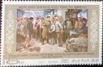 Sellos del Mundo : Asia : Corea_del_norte : Intercambio 0,10 usd 10 ch. 1977