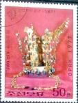 Sellos de Asia - Corea del norte -  Intercambio 0,40 usd 50 ch. 1977