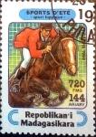 Stamps : Africa : Madagascar :  Intercambio agm2 0,80 usd 720 fr. 1995