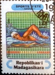 Stamps : Africa : Madagascar :  Intercambio agm2 0,70 usd 640 fr. 1995