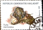 Stamps : Africa : Madagascar :  Intercambio 0,20 usd 40 fr. 1993