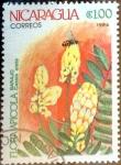 Stamps : America : Nicaragua :  Intercambio mb 0,20 usd 1 cor. 1984