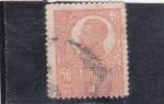 Stamps Romania -  Rey Carol I de Rumania