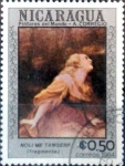 Stamps : America : Nicaragua :  Intercambio 0,20 usd 0,50 córdobas 1984
