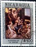 Sellos del Mundo : America : Nicaragua : Intercambio 0,20 usd 1,00 córdobas 1984