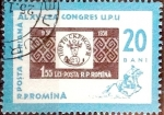 Sellos del Mundo : Europa : Rumania : Intercambio crf 0,20 usd 20 b. 1963