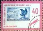 Sellos de Europa - Rumania -  Intercambio cr4f 0,20 usd 40 b. 1963