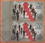 Stamps Mexico -  ANIVERSARIO