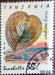 Stamps Tanzania -  Intercambio aexa 0,75 usd 35 sh. 1992