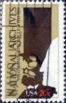 sellos de America - Estados Unidos -  Intercambio 0,20 usd 20 cents. 1984