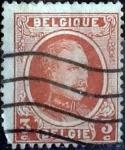 Stamps Belgium -  Intercambio 0,20 usd 3 cents. 1922