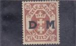 Stamps Poland -  Danzig ciudad  liberada