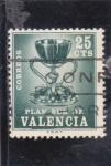 Sellos de Europa - España -  plan sur de Valencia (24)
