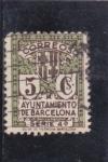Sellos de America - España -  ayuntamiento de Barcelona (24)