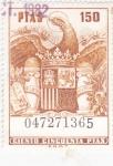 Stamps Spain -  Poliza (24)