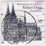 Sellos de Europa - Alemania -  Kölner Dom