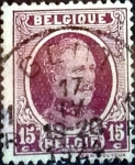 Sellos del Mundo : Europa : Bélgica : Intercambio 0,20 usd 15 cents. 1923