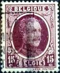 Sellos de Europa - Bélgica -  Intercambio 0,20 usd 15 cents. 1923