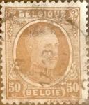 Sellos de Europa - Bélgica -  Intercambio 0,20 usd 50 cents. 1925