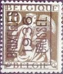 sellos de Europa - Bélgica -  Intercambio 0,20 usd 10 cents. 1932