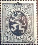 Sellos de Europa - Bélgica -  Intercambio 0,20 usd 5 cents. 1929