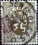 Sellos de Europa - Bélgica -  Intercambio 0,20 usd 10 cents. 1929