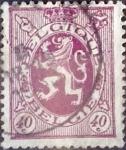 Sellos de Europa - Bélgica -  Intercambio 0,20 usd 40 cents. 1930