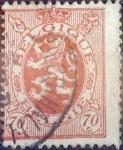 Sellos de Europa - Bélgica -  Intercambio 0,20 usd 70 cents. 1930