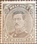 sellos de Europa - Bélgica -  Intercambio 0,20 usd 3 cents. 1920