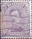 sellos de Europa - Bélgica -  Intercambio 0,20 usd 15 cents. 1915