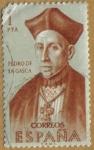 Sellos de Europa - España -  Pedro de la Gasca
