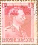 sellos de Europa - Bélgica -  Intercambio 0,20 usd 1 fr. 1941