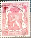 Sellos de Europa - Bélgica -  Intercambio 0,20 usd 25 cents. 1935
