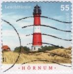 Sellos de Europa - Alemania -  Hörnum