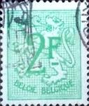 Sellos de Europa - Bélgica -  Intercambio 0,20 usd 2,00 fr. 1973