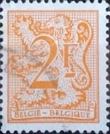 Stamps : Europe : Belgium :  Intercambio 0,20 usd 2 fr. 1978