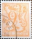 Stamps : Europe : Belgium :  Intercambio nfyb2 0,20 usd 2 fr. 1978