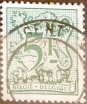 Stamps : Europe : Belgium :  Intercambio 0,20 usd 5,00 fr. 1980