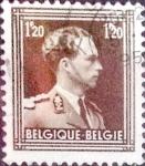 sellos de Europa - Bélgica -  Intercambio 0,20 usd 1,20 fr. 1951