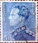 Sellos de Europa - Bélgica -  Intercambio 0,20 usd 4,00 fr. 1950