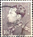 Sellos de Europa - Bélgica -  Intercambio 0,20 usd 10,00 fr. 1936