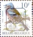 Sellos de Europa - Bélgica -  Intercambio 0,20 usd 10,00 fr. 1985