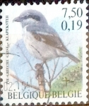 Stamps : Europe : Belgium :  Intercambio m4b 0,25 usd 7,50 fr. 1998