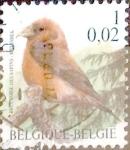 sellos de Europa - Bélgica -  Intercambio 0,20 usd 1,00 fr. 2000