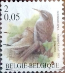 Sellos de Europa - Bélgica -  Intercambio 0,20 usd 2,00 fr. 2000