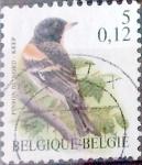 Sellos de Europa - Bélgica -  Intercambio 0,20 usd 5,00 fr. 2000